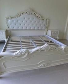 Dipan Tempat Tidur Terbaru Mewah