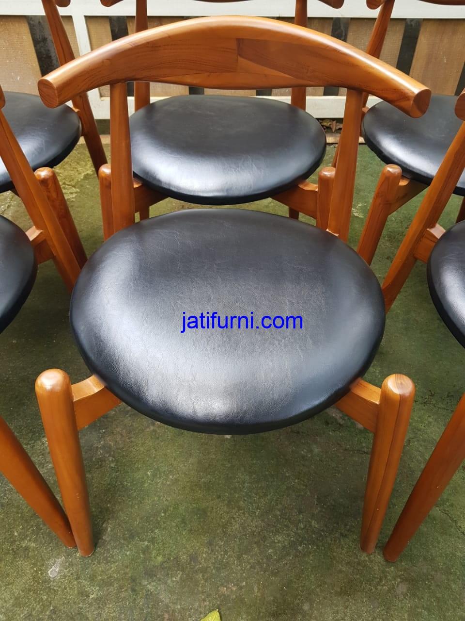 Kursi Cafe Jati Jepara Cool