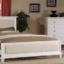 Set Kamar Minimalis Modern Putih