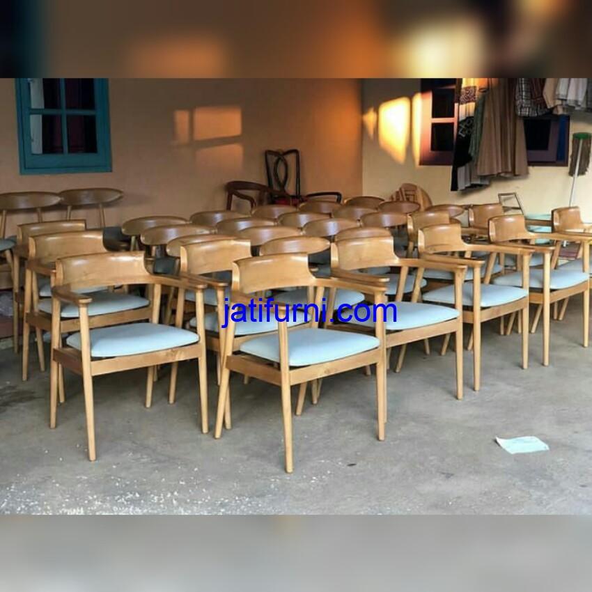 Jual Kursi Cafe Jati New