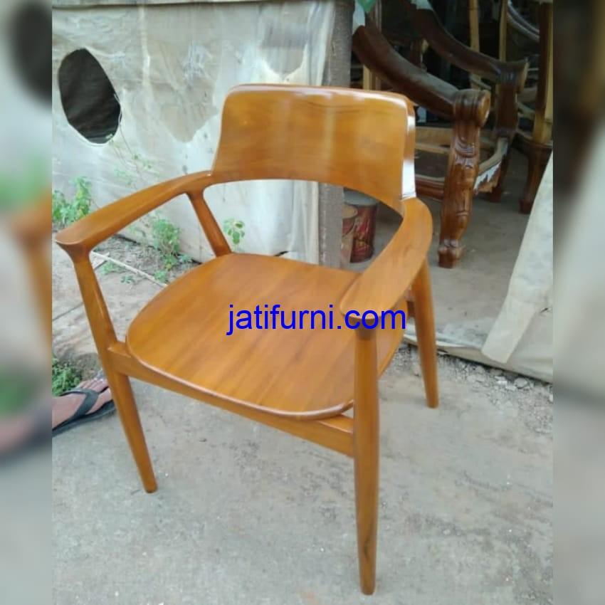Kursi Cafe Jati Lombok