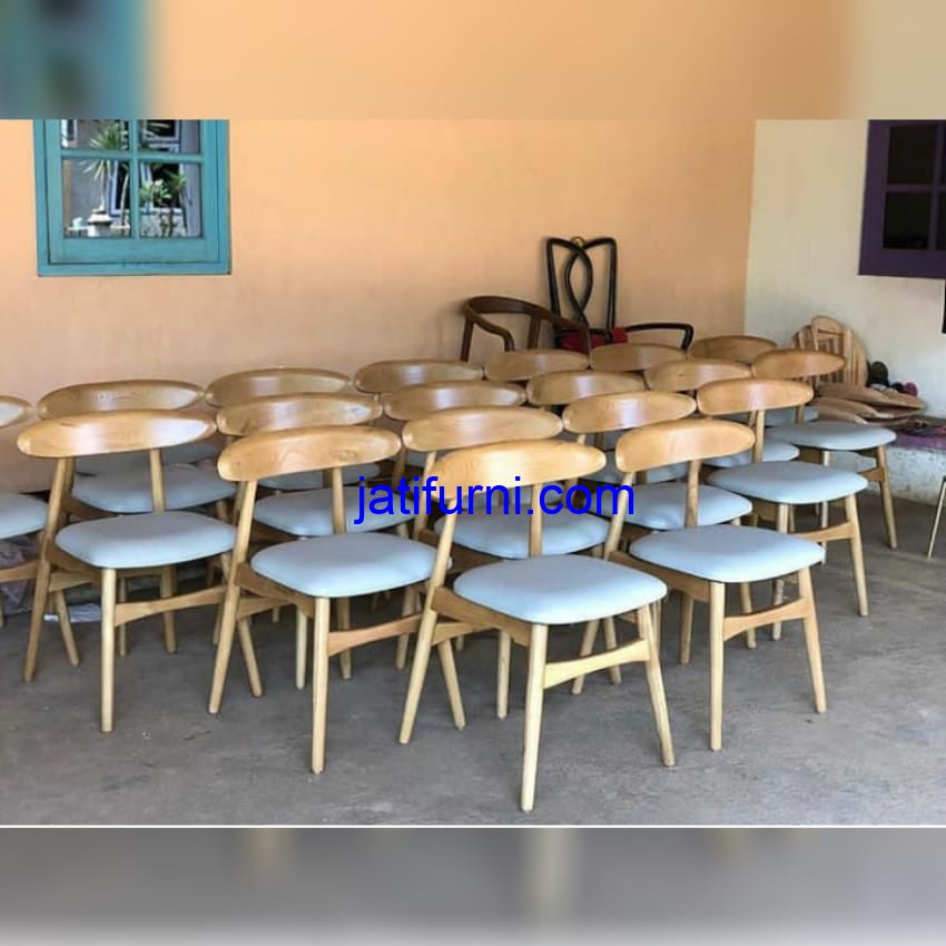 Kursi Cafe Minimalis Modern Jengky