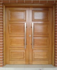Kusen Pintu Jati Jepara Mewah