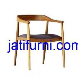 Kursi Cafe Jati Ford