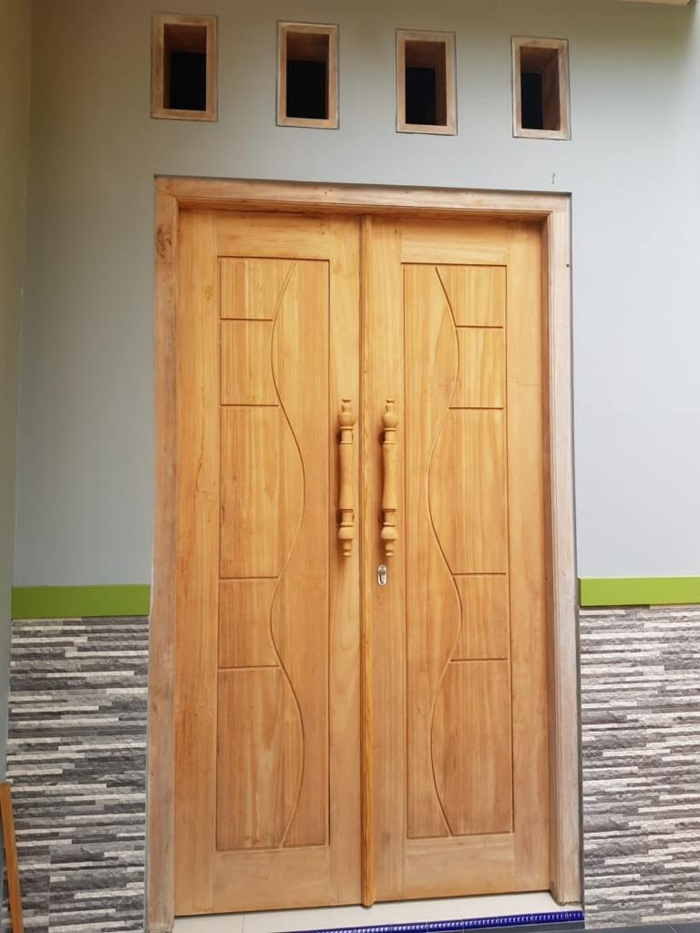 Kusen Pintu Minimalis Perumahan