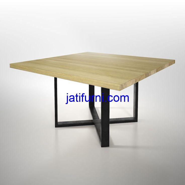 Meja Makan Kayu Jepara