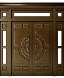 Set Kusen Pintu Jendela Jati